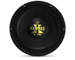 Alto Falante Woofer Eros 12 Polegadas Hammer 4.7k 2350W Rms 8 ohms