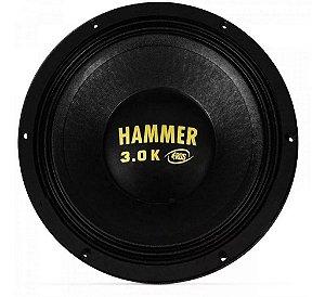 Alto Falante Woofer Eros 15 Pol. Hammer 3.0k 1500W RMS 8 Ohms