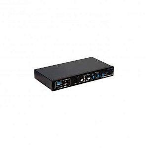 Amplificador Multiuso Oneal 60W RMS USB Bluetooth Om-2000 SLBT