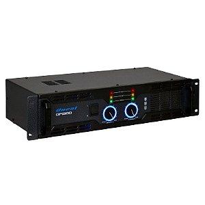 Amplificador Potência Oneal OP2100 290w Rms 4 Ohms Bivolt