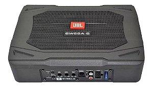 Caixa Amplificada Jbl Sw68a-s Subwoofer 6x8 85w Rms 4 Ohms