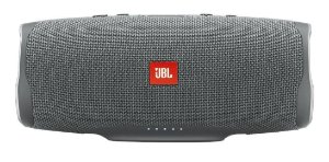 Caixa De Som Jbl Charge 4  Speake Bluetooth CINZA