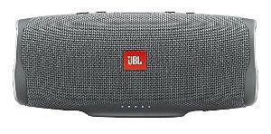Caixa De Som Jbl Charge 4  Speake Bluetooth CINZA