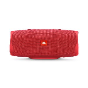Caixa De Som Jbl Charge 4  Speake Bluetooth RED