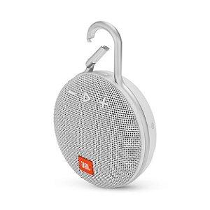 Caixa de Som JBL Clip 3 Bluetooth A Prova D'água Branco
