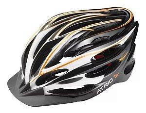 Capacete Bicicleta Bike Mtb Ciclismo Atrio Tam M - Bi035