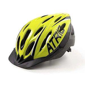 Capacete Ciclismo Bike Mtb Atrio Tamanho G Verde Neon Bi169