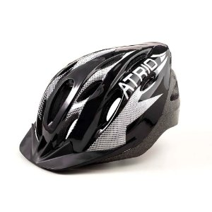 Capacete Ciclismo Bike Mtb Atrio Tamanho M Preto Bi158