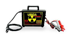 Carregador Bateria Fonte Usina Charger 60A 14.4v Regulador Spark