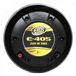 Driver Eros E405 200W RMS 8 Ohms Fenólico