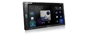 Dvd Pioneer AVH-Z5280TV 7 Pol. 2 Din Bluetooth Weblink Tv Usb Multimída
