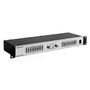 Equalizador Oneal Oge 1020 10 Bandas Stereo Bivolt