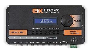 Equalizador Processador Expert Px2 Limiter 6 Canais