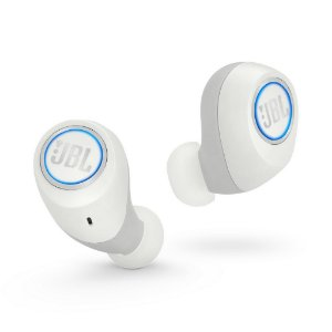 Fone de ouvido Jbl Free X Intra auricular com Bluetooth BRANCO