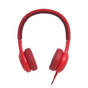 Fone De Ouvido Jbl Headphone Vermelho Jbl E35