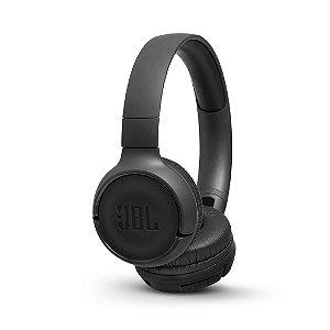 Fone de ouvido Jbl T500BT HEAD PHONE Preto