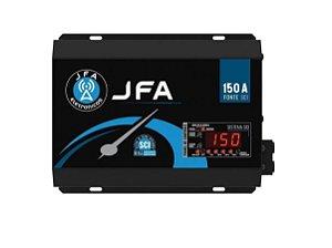 Fonte  Jfa 150a Com voltímetro Sistema SCI 150 Amperes