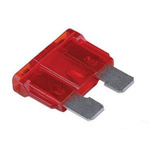 Fusível Lamina Kit Com 10 unidades 10 Amperes