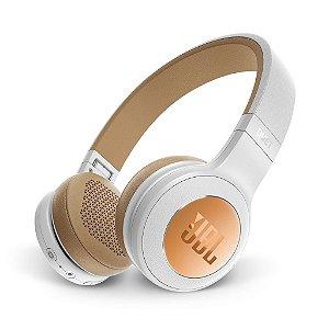 Headphone Jbl Duet Bluetooth Over Ear Cancelamento De Ruido Silver