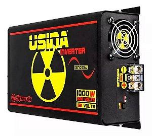 Inversor De Tensão Senoidal Usina Inverter 1000w 12v 220v