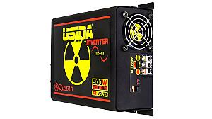 Inversor De Tensão Senoidal Usina Inverter 500w 12v 120v