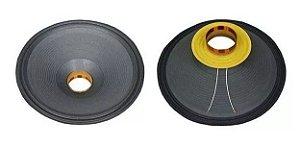 Kit Reparo Alto Falante Oversound Sub 15c 600w 8 Ohms