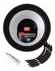 Kit Reparo Tornado Alto Falante Jbl 15swt3000