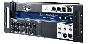 Mesa De Som Digital Soundcraft Ui16 16 Canais Usb Wifi Ui 16