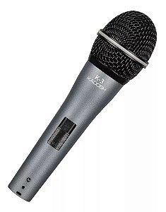 Microfone Kadosh K3 Dinâmico Para Vocal Com Cachimbo