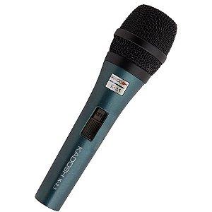 Microfone Profissional Kadosh Kds K3.1 Dinâmico