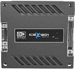 Modulo Amplificador Banda ICE X 1201 1200W/Rms 1 Canal 1 Ohm