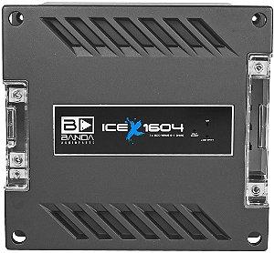 Modulo Amplificador Banda ICE X 1604 1600W/Rms 1 Canal 4 Ohms