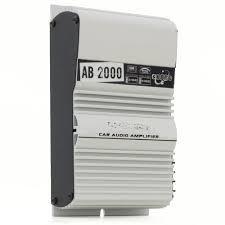 Modulo Amplificador Boog Ab2000 140w Rms 2 Canais Estereo