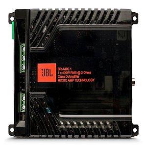 Módulo Amplificador Digital JBL Br-a 400.1 1 canal 400W Rms 2 Ohms
