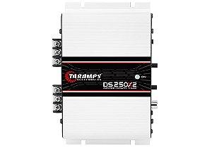 Módulo Amplificador Taramps DS250x2 250w Rms 2 Canais 2 ohms