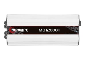 Módulo Amplificador Taramps Md12000.1 12000w Rms 1 Canal 1 ohm