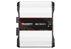 Módulo Amplificador Taramps Md1800.1 1800w Rms 1Canal 4 ohms