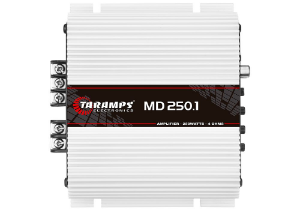 Modulo Amplificador Taramps Md250 250w Rms 1 Canal 4 Ohms