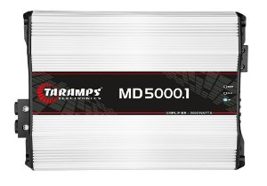 Módulo Amplificador Taramps Md5000.1 5000w Rms 1 Canal 1 ohm