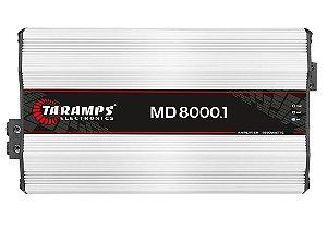 Módulo Amplificador Taramps Md8000 8000w Rms 1 Canal 2 ohms