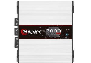 Módulo Amplificador Taramps Trio 3000 3000w Rms 1Canal 2 ohms