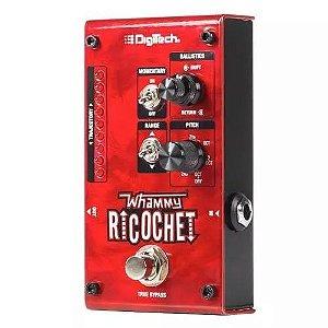 Pedal Guitarra Whammy Ricochet Digitech Classico Pedaleira