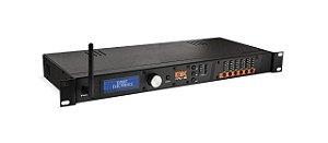 Processador Equalizador de Audio Expert Pro 6 Bluetooth e Saídas Balanceadas