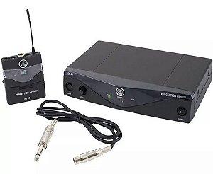 Transmissor Sem Fio Akg Pw45 Perception Para Instrumentos