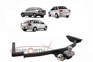 Engate Chevrolet Corsa Sedan 95 a 2010 Classic e Milenium EFH257-085 Fixo