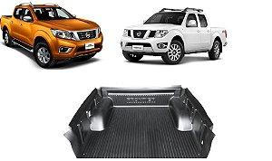 Protetor de Caçamba da Nissan Frontier 2016 a 2017 Bepo B0968