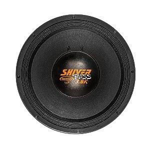 """Alto Falante Woofer Triton Shiver Bass 15"""" 3.6K 1800W RMS 4 ohms"""