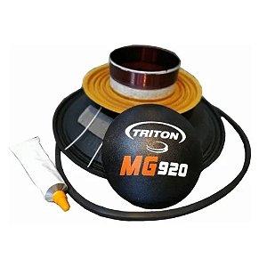 Kit Reparo Alto Falante Triton 12' MG920W RMS