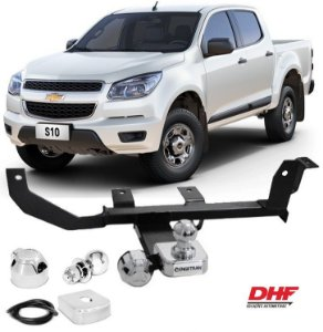 Engate Chevrolet S10 Cabine Dupla 2012 a 218 DHF HZN212054