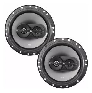 Kit Alto Falante 6 Jbl Cs763 Triaxial 135w Rms (par) 4 Ohms
